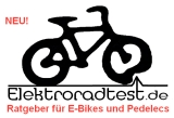 Elektroradtest.de - Der neue Ratgeber für E-Bikes & Pedelecs